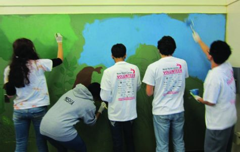 Pace University teams up to make a difference