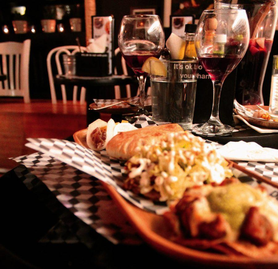 La Popular offers the tastes of Mexico with a variety of tapas