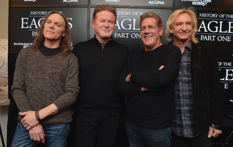 The Eagles plan tour to coincidence with release of band's documentary. Source: Rollingstone.com