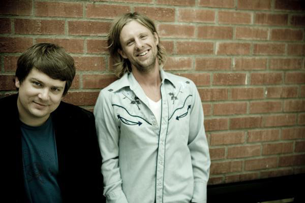 Jon Foreman and Sean Watkins make up musical duo, Fiction Family.  photo source: i12bent.tumblr.com