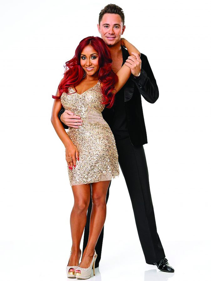Snooki gets in the groove on the 17th season of Dancing with the Stars