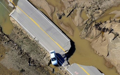 Heavy Rain Fall in Colorado Causes Devastating Floods