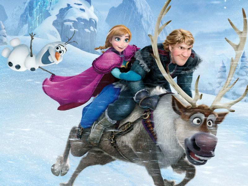 Frozen proves to be the next Disney Classic