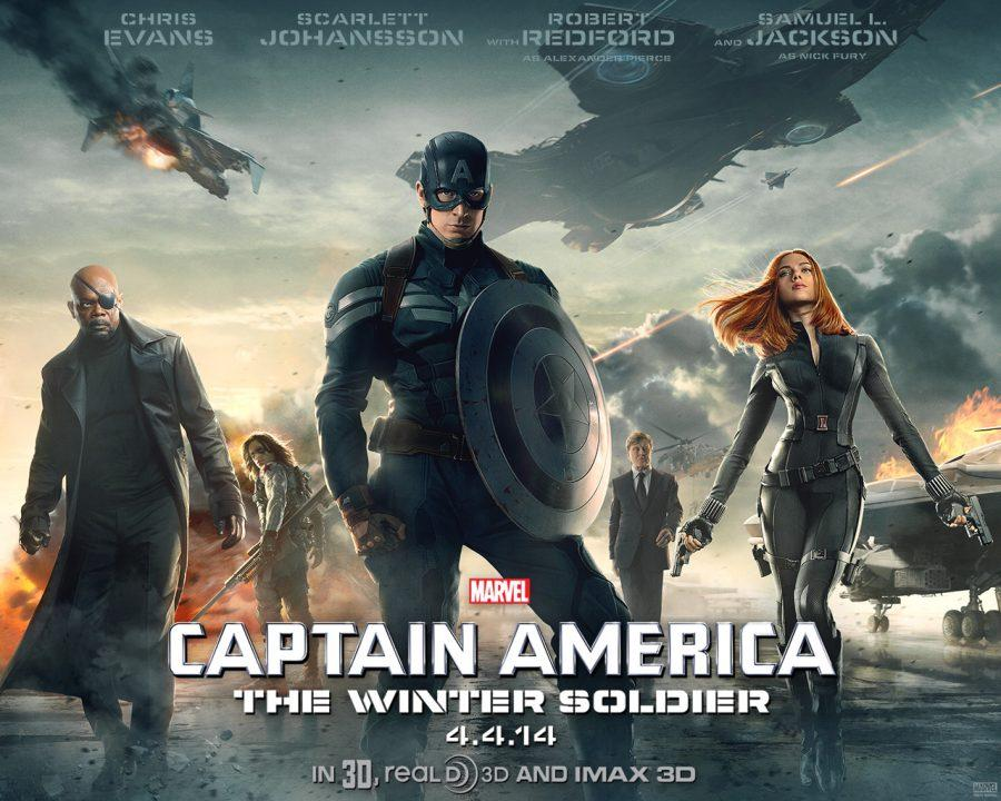 Everyone's favorite superhero is back with Captain America: The Winter Soldier