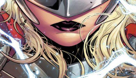 Marvel introduces new female Thor