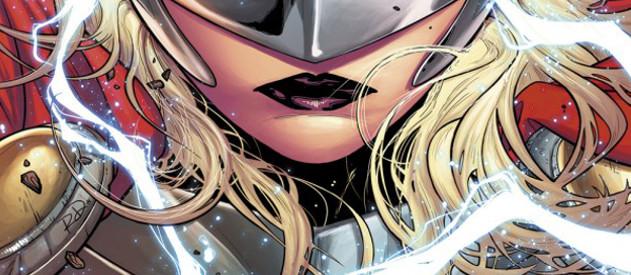Marvel+introduces+new+female+Thor