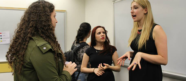 Students launch Successful Women at Pace club