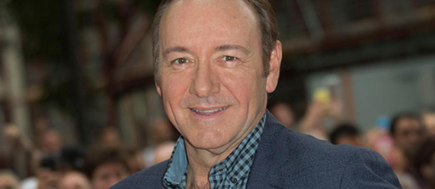 Kevin Spacey selects University for scholarship