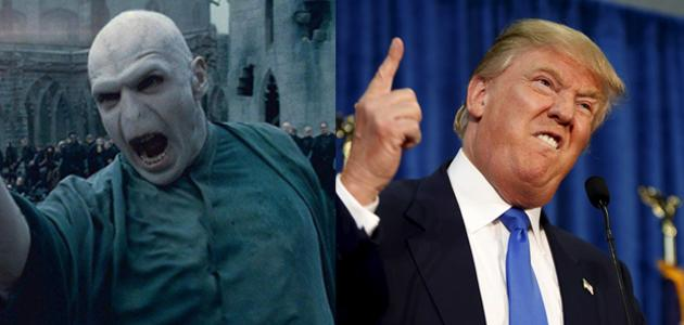 Trump is worse than Voldemort, says Rowling