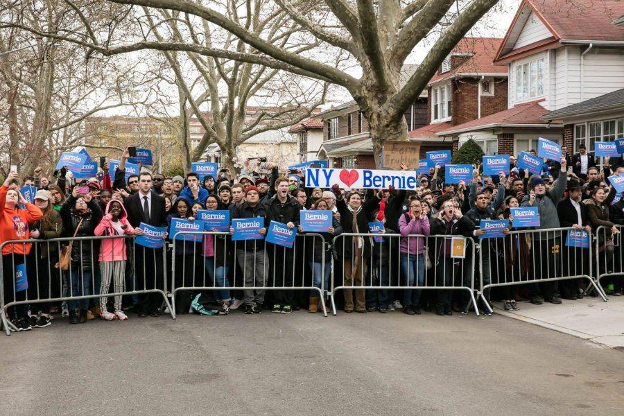 Bernie takes over Prospect Park: A Perspective