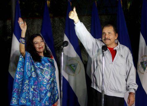 Meet the power duo of Nicaragua
