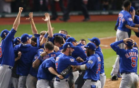 Chicago Cubs break World Series curse