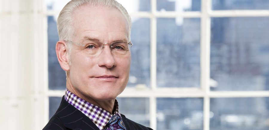 Tim Gunn advocates for plus-size women