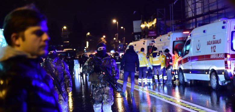 Despite arrests, Istanbul attacker still at large
