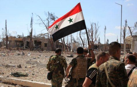Syrian President Bashar al-Assad regains control over Aleppo
