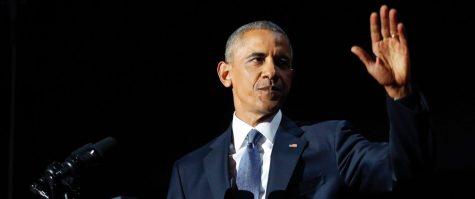 Obama Bids Adieu