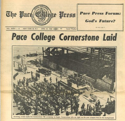 From the Archives: Dignitaries Praise New Campus