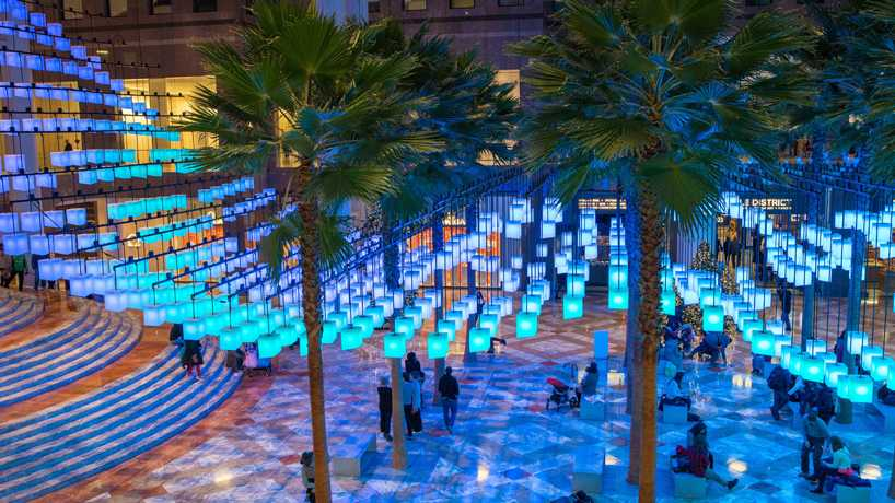 Leave your wallet at home and head to Brookfield Place