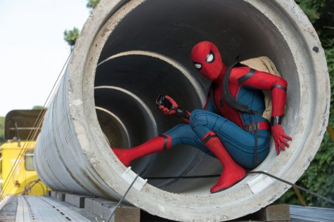 "Spider-Man Swings To Great Heights In ""Homecoming"""