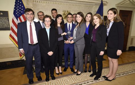 The Pace Federal Reserve Challenge Team are national champs (again!)