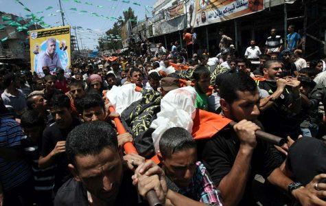 Trump's volatile relationship with Palestine