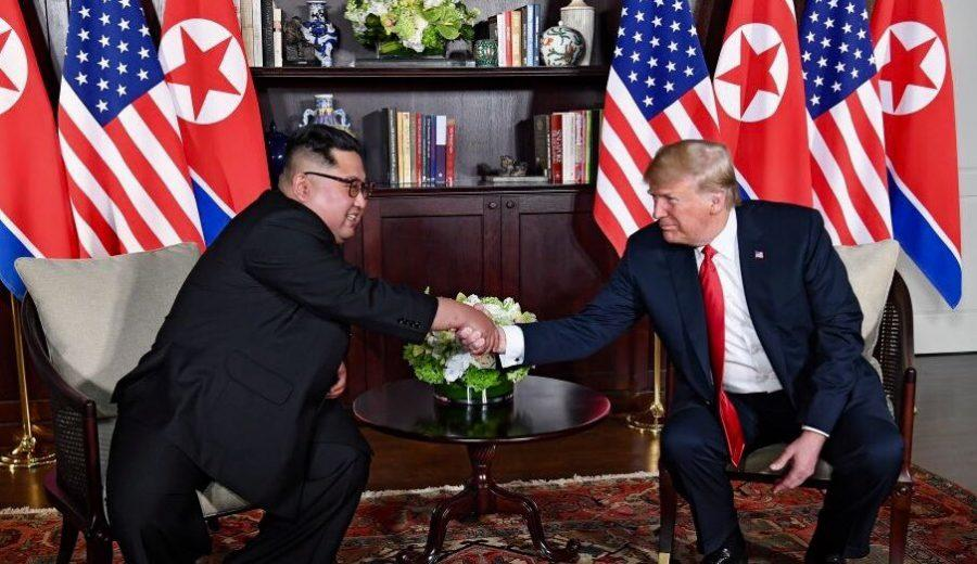 Recapping+the+American-North+Korean+Summit+and+the+future+of+international+relations