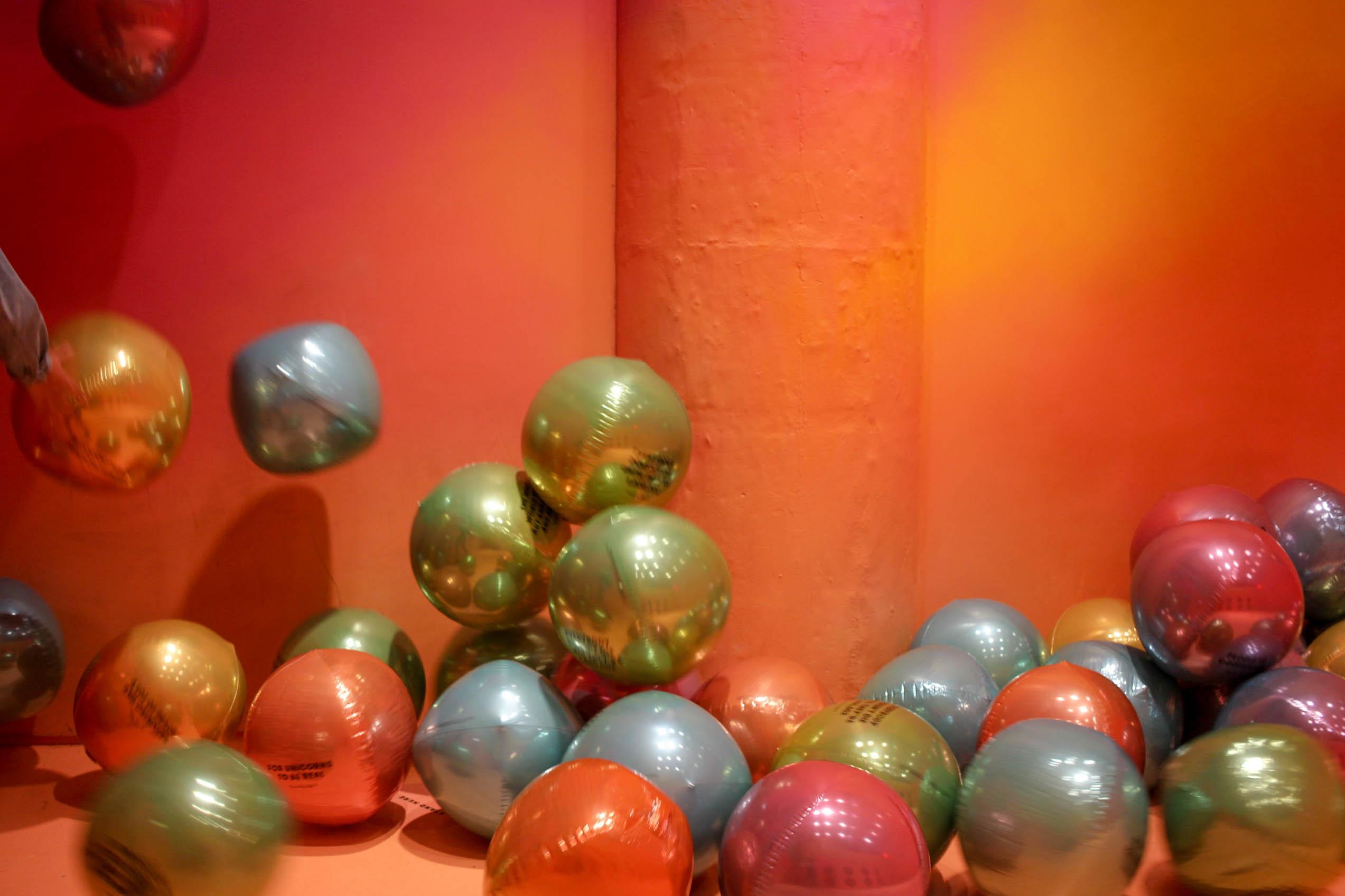 Color Factory Photo Courtesy of Ruth Ann Vasquez
