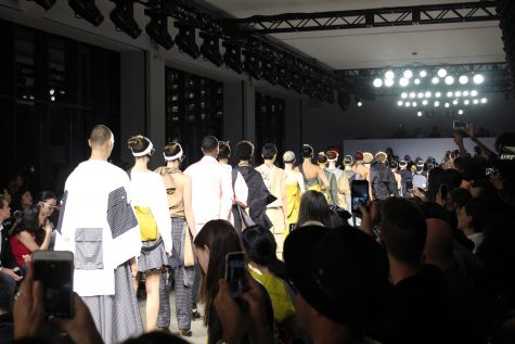 New York Fashion Week Photo Courtesy of Brianna Adkins