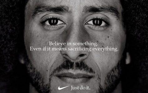 Kaepernick ad gives Nike a boost