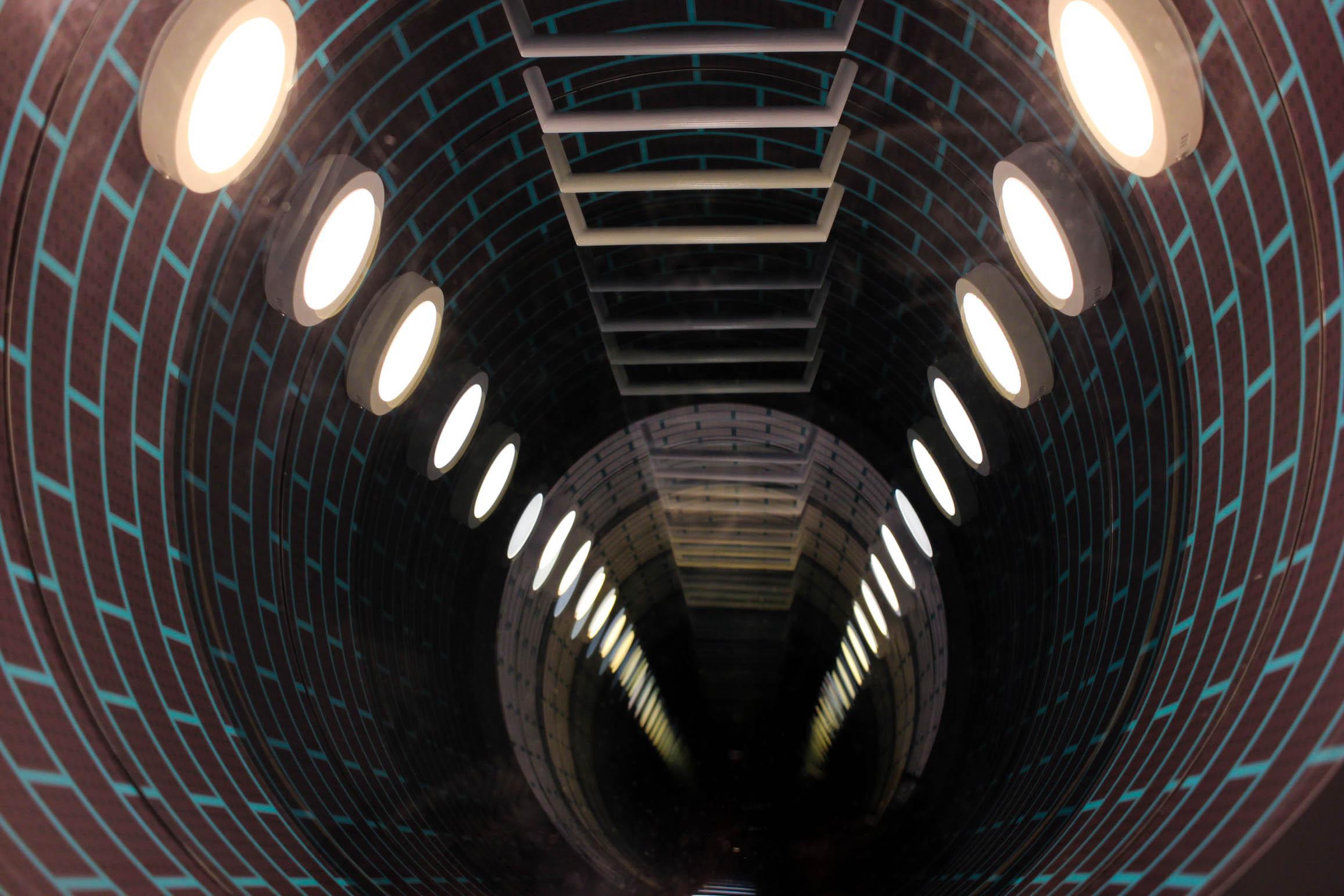 Museum of Illusions Photo Exhibit photo courtesy of Ruth Ann Vasquez