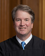 Associate Justice Bret M. Kavanaugh/ Fred Schilling, 2018.