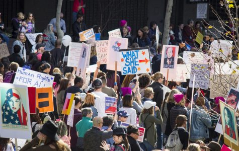Women's Global March photo courtesy of Flickr