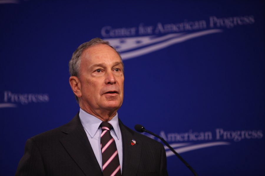 Bloomberg re-registers as a Democrat amidst 2020 speculation