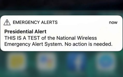 University reacts to 'Presidential Alert'
