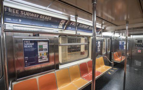 The MTA promotes