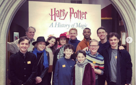 Harry Potter: A History of Magic is a must see experience