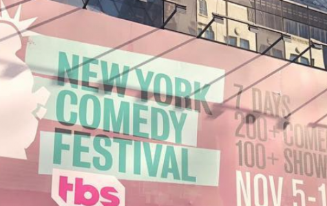 Recap of the 15th annual New York City Comedy Festival