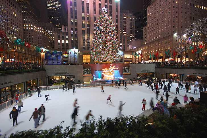 Rockefeller+Center+