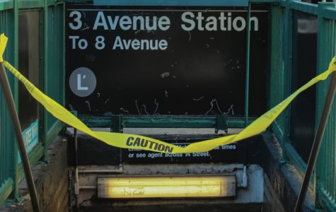 L train shutdown derailed