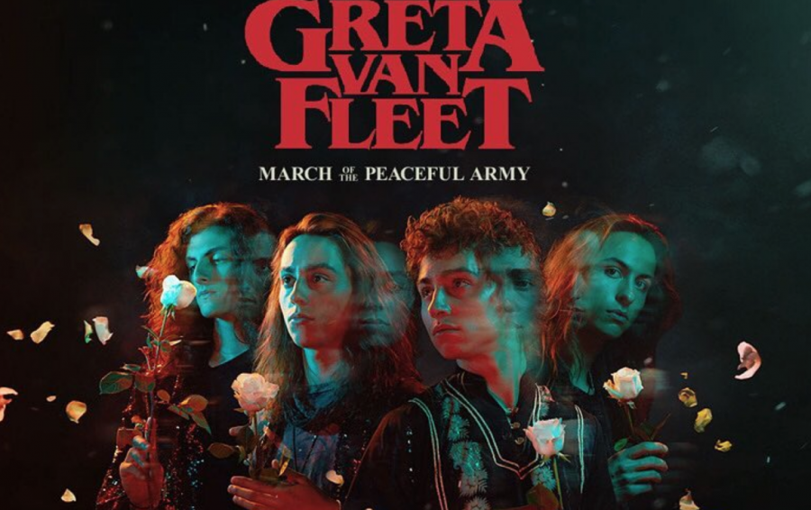 The rise of rock band Greta Van Fleet and their similarities to Led Zeppelin