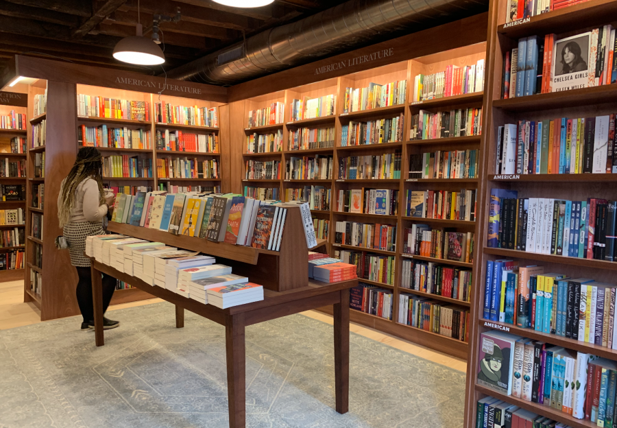 McNally+Jackson+bookstore+opens+on+South+Street+Seaport