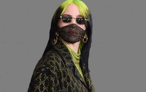 Billie Eilish, as singer songwriter, arrives at the 62nd annual Grammy Awards at the Staples Center, Los Angeles. Photo by Voice of America.