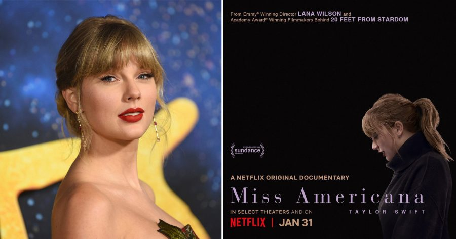 Miss Americana: the life of Taylor Swift