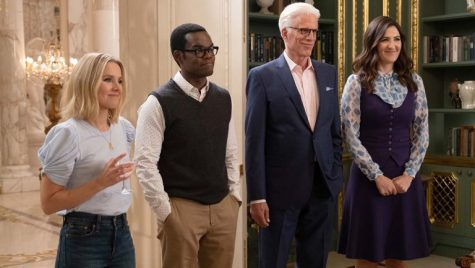 NBCs The Good Place ends after four seasons