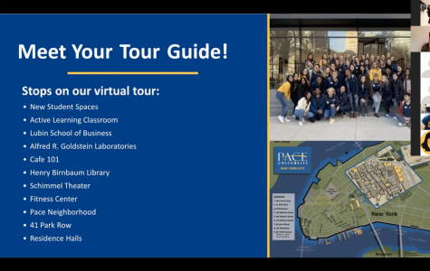 Virtual PaceBound: NYC Campus by Pace University on YouTube
