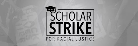 University joins #ScholarStrike for racial justice