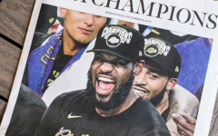 Los Angeles Lakers win their 17th NBA championship