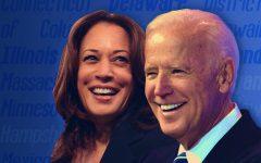 Former Vice President Joseph R. Biden and Senator Kamala Harris win the 2020 presidential election