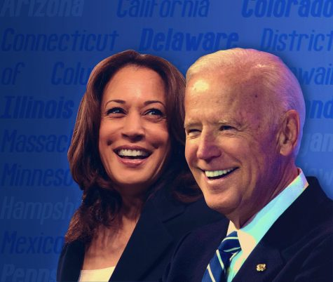 Former Vice President Joseph R. Biden and Senator Kamala Harris win the 2020 presidential election