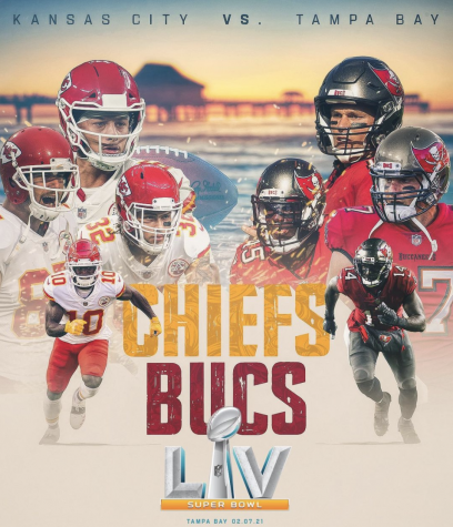 Kansas City takes on Tampa Bay for Super Bowl LV
